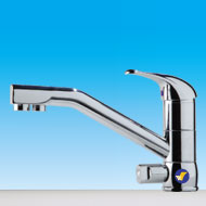 The Elegant Aeon Chrome Dual Flow Faucet AF T2