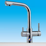 Very nice Chrome Dual Flow Faucet AF T3