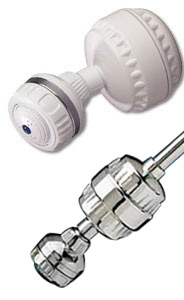 Shower Filter System – From $119.00 – Available in chrome from $219.00
